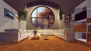 Zalety mieszkania w domu